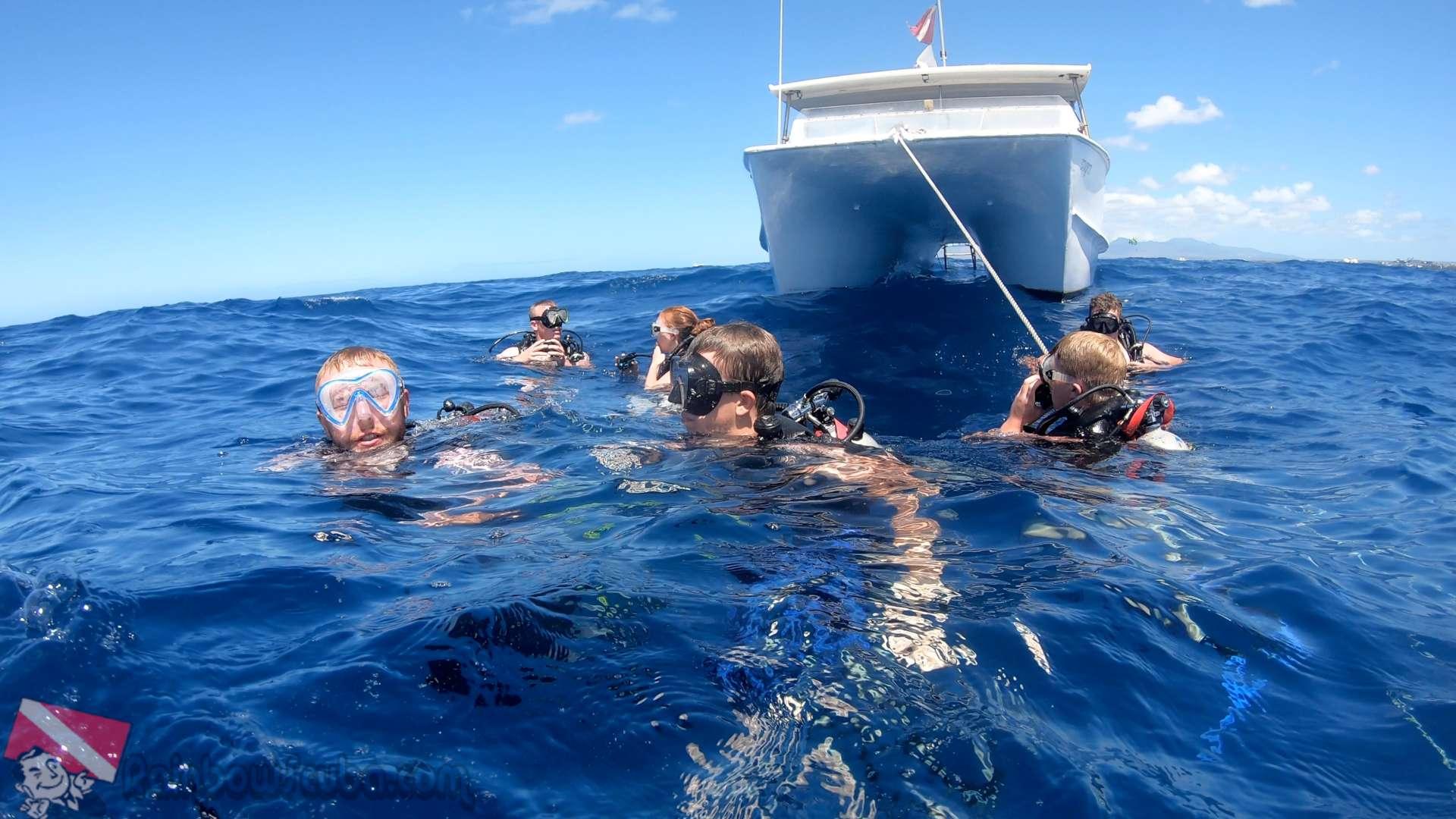 Scuba Diving Waikiki